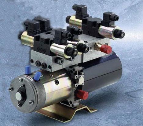 Minicentralina hidraulica (grup hidraulic) Image