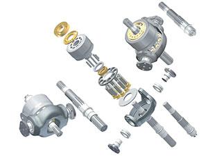 Piese de schimb pentru motoare si pompe hidraulice