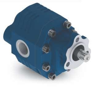 Motor hidraulic flansa 3 gauri UNI Image