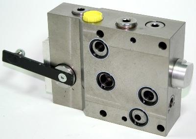 """DIstribuitoare hidraulice tip """"felie"""" Image"""