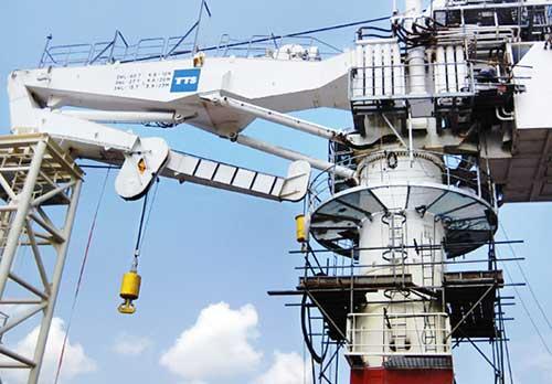Cilindri hidraulici industria navala