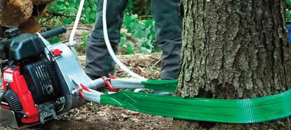Troliu forestier portabil Image