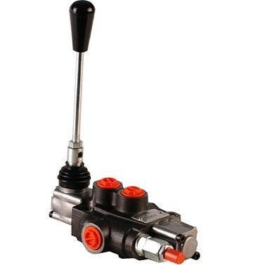 Distribuitor hidraulic actionat mecanic Image