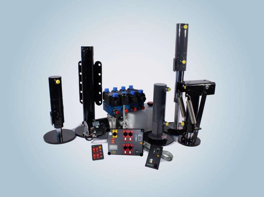 Kit de calare hidraulic Image
