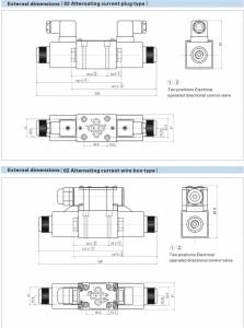 Dimensiuni distribuitor DN 6